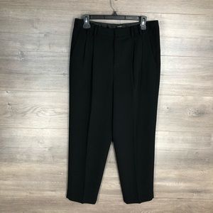 3/$25🛍️Tahari Pleated Slim Leg Trouser Dress Pant